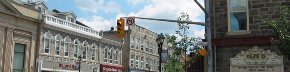 A Historic Downtown Intersection