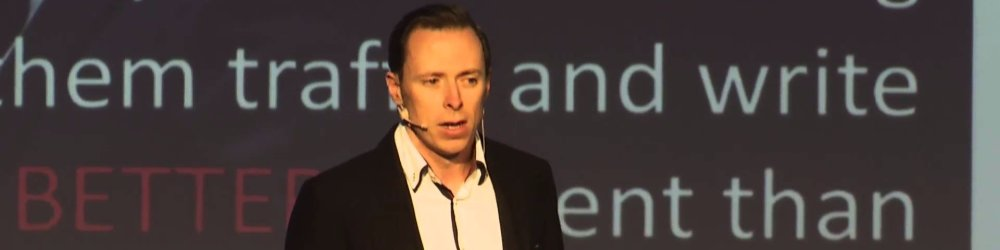 Ian Cleary - Keynotes & Conferences Schedule 2017