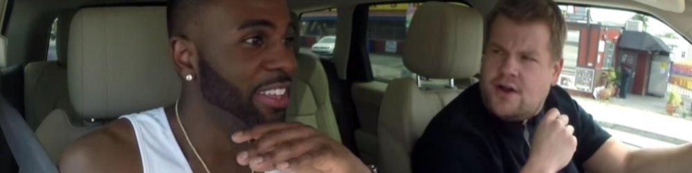 Carpool Karoke: Jason Derulo & James Corden