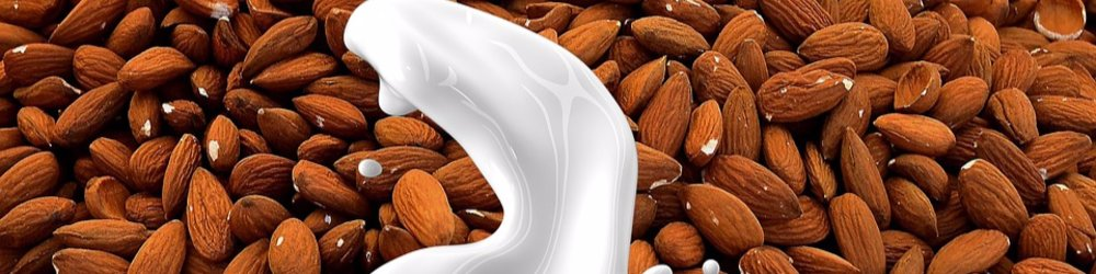 The Benefits of Almond Milk!