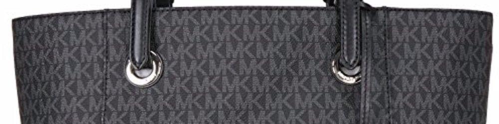 Michael Kors Jet Set Travel Small Logo Tote Bag