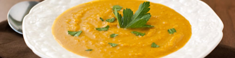 Squash and Apple Soup Recipe
