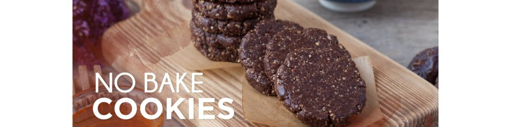 No-Bake Cookies with Coconut Oil
