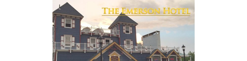 A History of the Historic Emerson Hotel