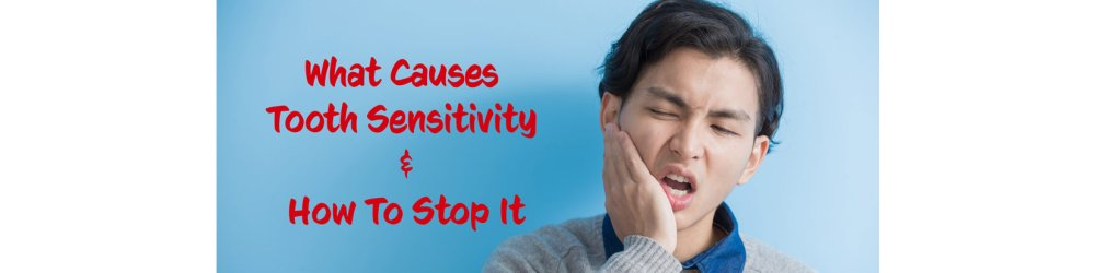 Sensitive teeth and what you can do about it