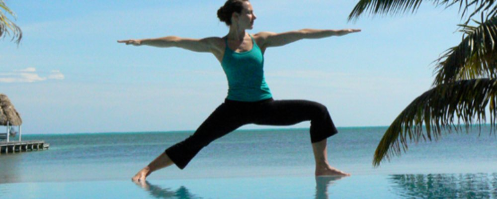 Moksha Yoga: A New Kind of Hot Yoga