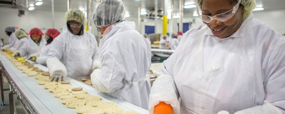 Inside the Food Industry