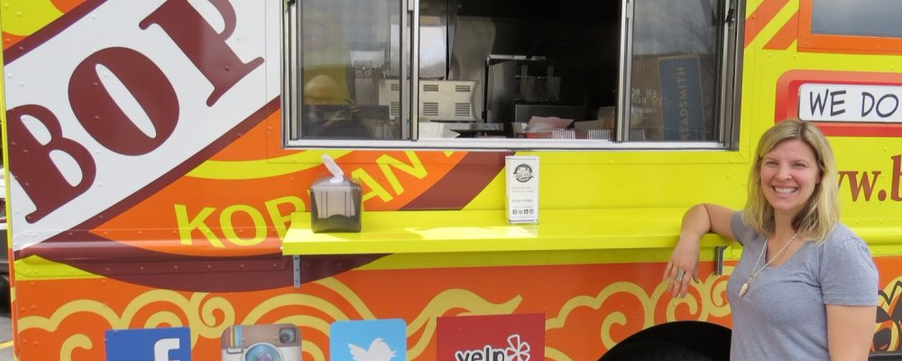 Try The Food Trucks of Chicago