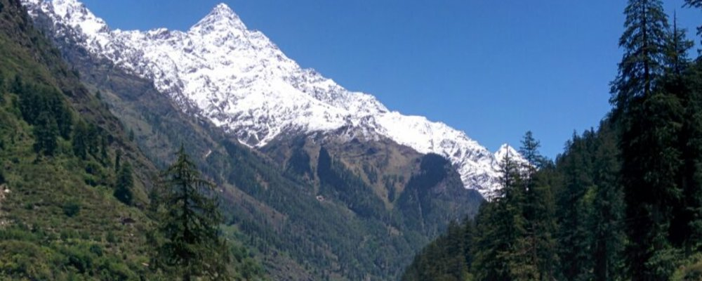 Backpacking Adventure in the Himalayas- Kheerganga Trek