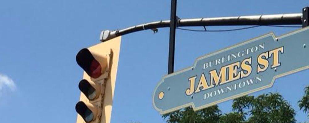 What's on James St. Burlington, ON