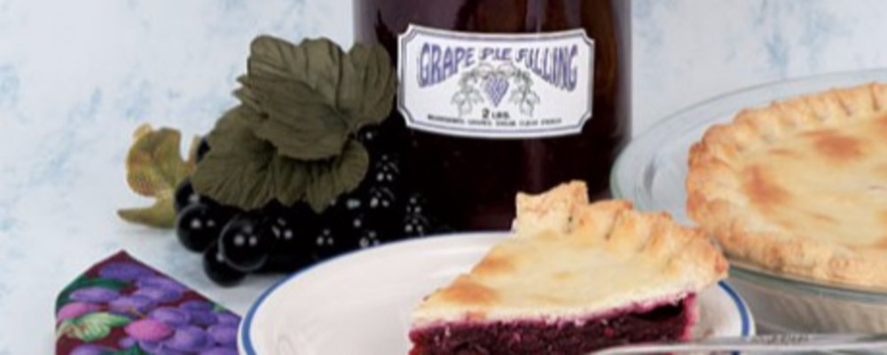 The Grape Pie Capital of the World
