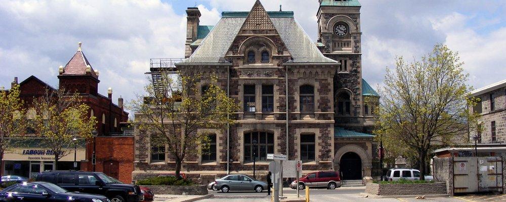 History of Galt Ontario