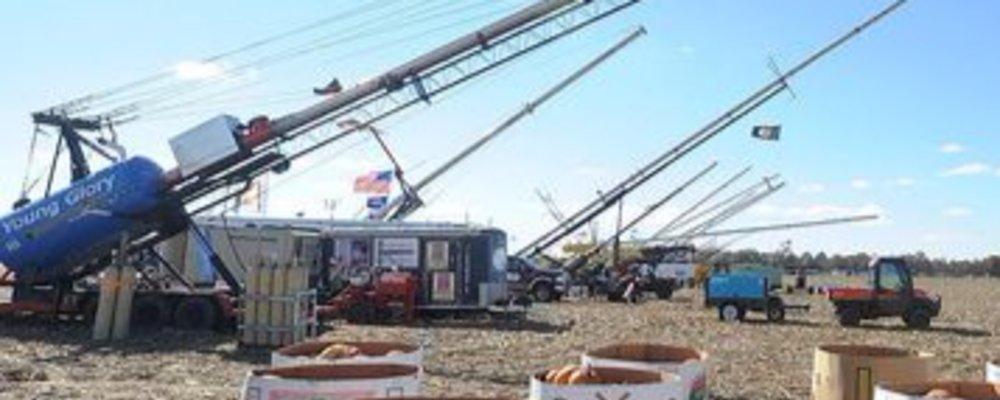 Top Pumpkin Chuckin' Event Back on Track