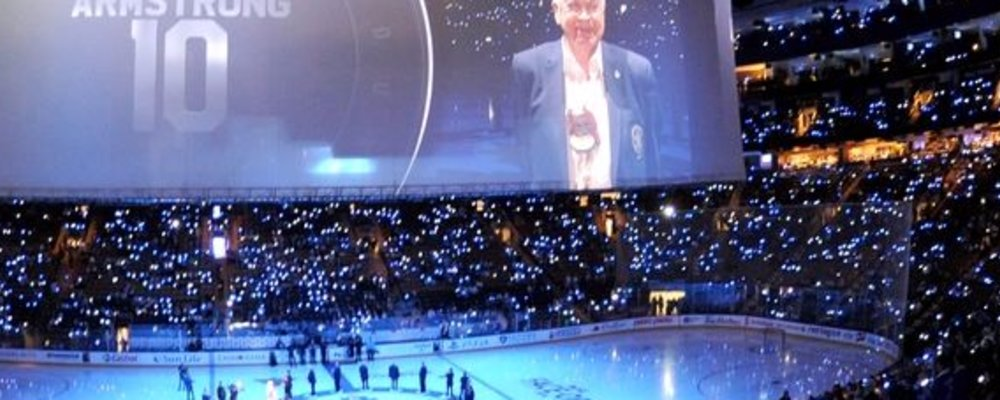 Leafs, Reversing Course, retire all honoured numbers and Dave Keon's No. 14