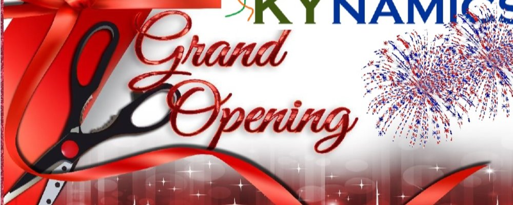 KYnamics Studio Grand Opening Event