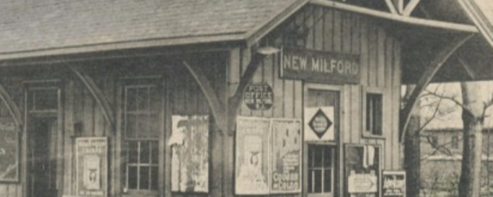 New Milford was in Oradell Before it Was New Milford