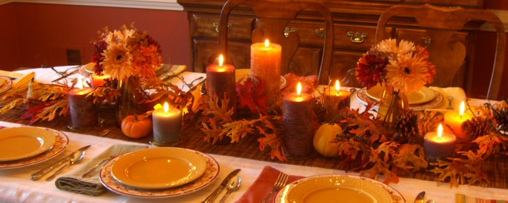 The Meaning Behind Your Autumn Centerpieces