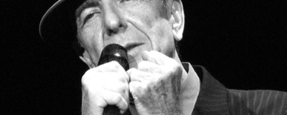 Passing: Leonard Cohen