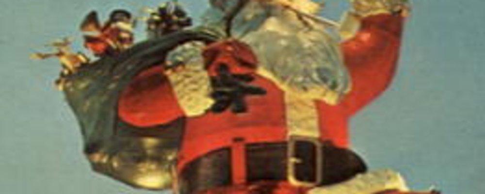 Paramus' Famous Santa