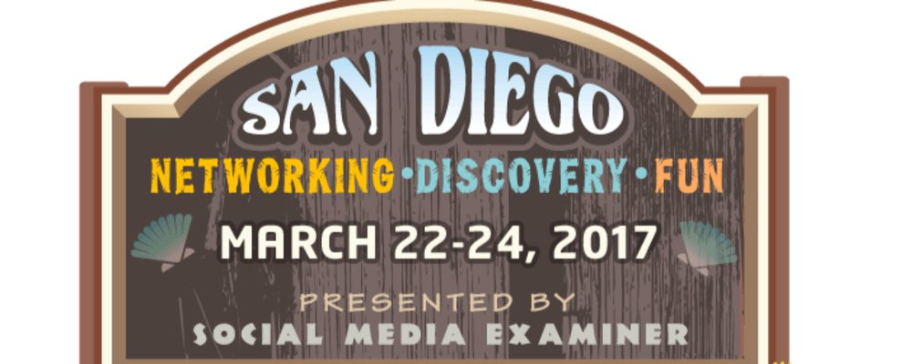 Social Media Marketing World 2017  San Diego, California