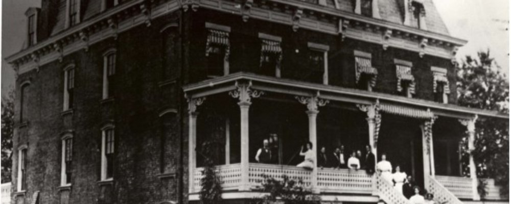 Oradell's Long Lost and Forgotten Hotel