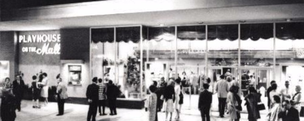 How Bergen Mall Was Unique - And Not Just Because of the Church Chapel