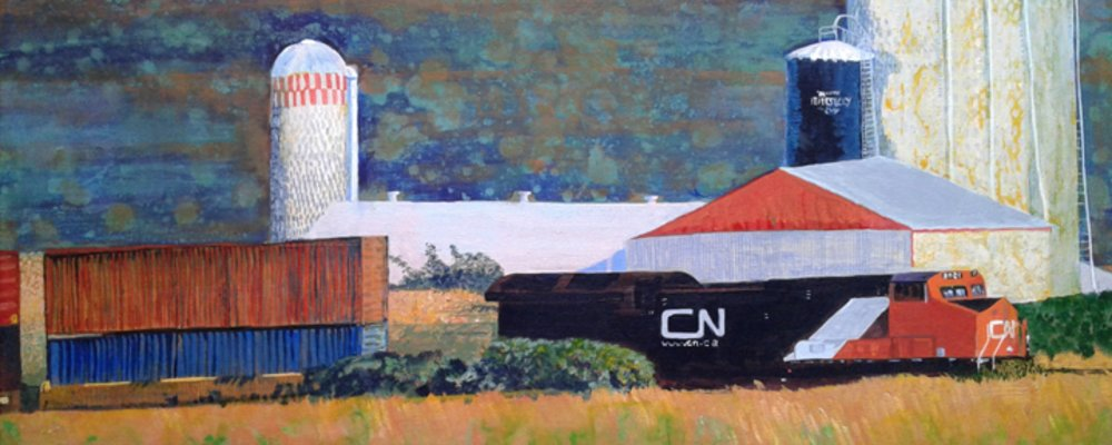 Canada from Coast to Coast in Art