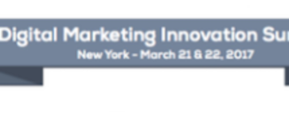 Digital Marketing Innovation Summit - New York
