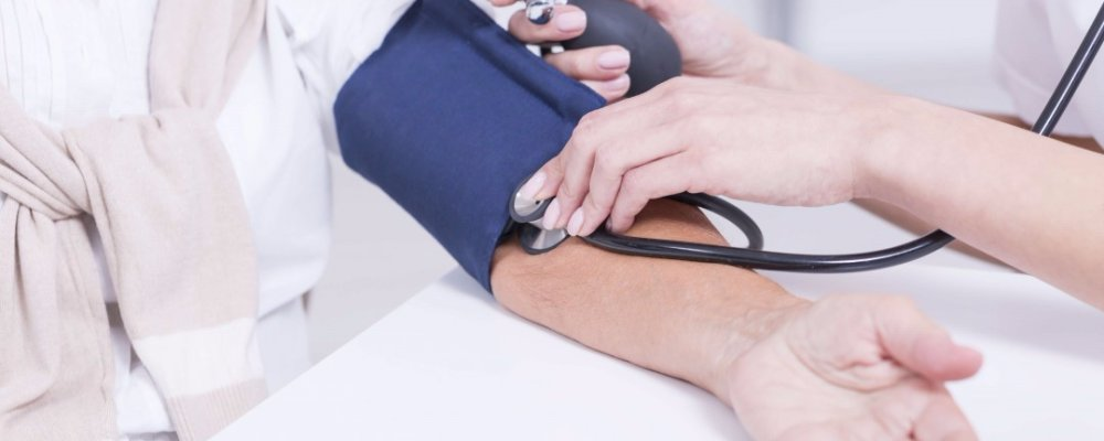 Risks of High Blood Pressure for Seniors