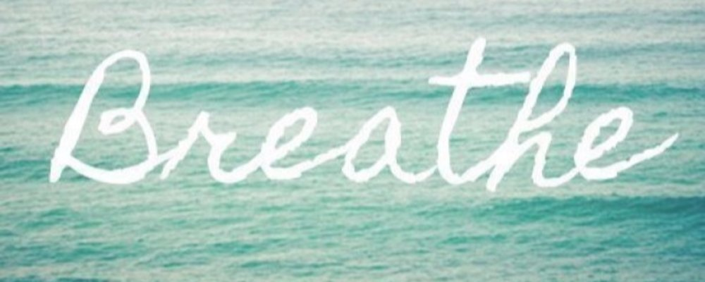Why Breathe?