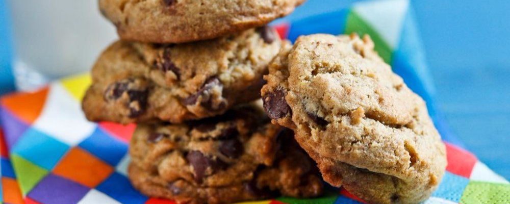 Mom's Healthy Cookie Recipe