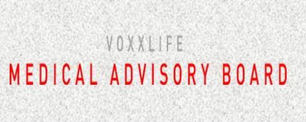 VoxxLife Medical Advisory Board