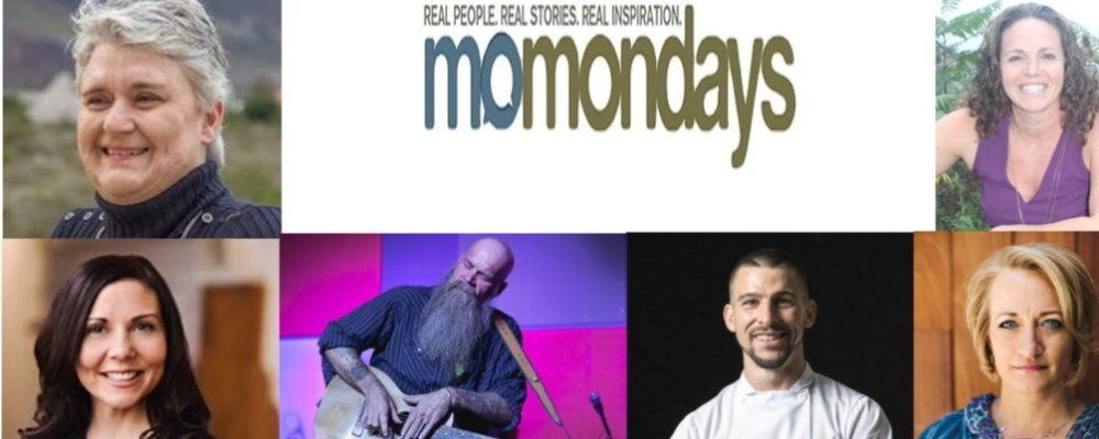 Who's going to momondays, January 15th, 2018?