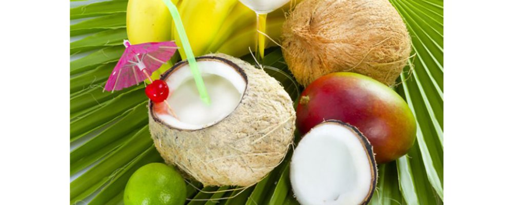 Replenish: Coconut Water Drinks