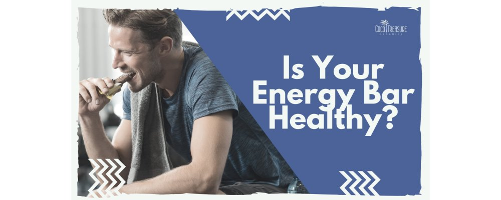 Is Your Energy Bar Healthy?
