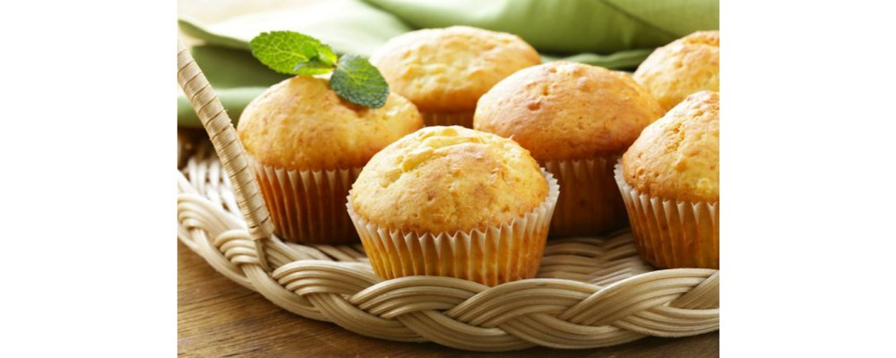 Sweet Coconut Muffins