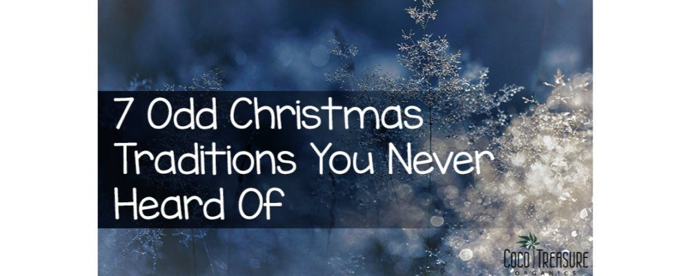 7 Odd Christmas Traditions You Never Heard Of