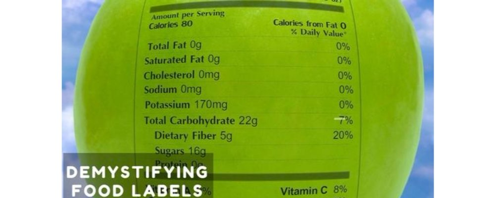 Demystifying Food Labels