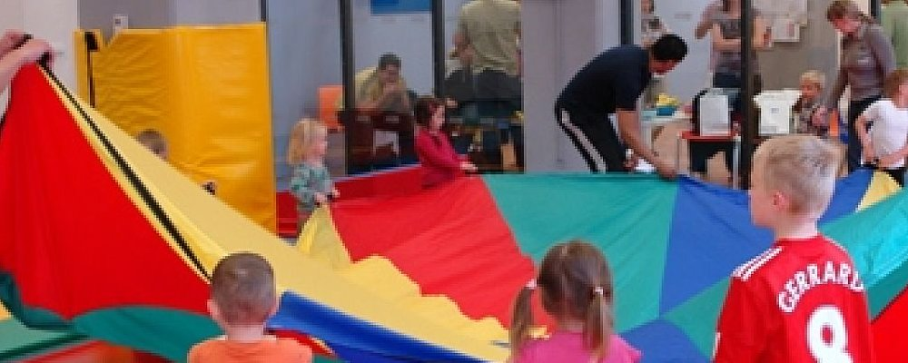 Serious Fun  at The Little Gym London