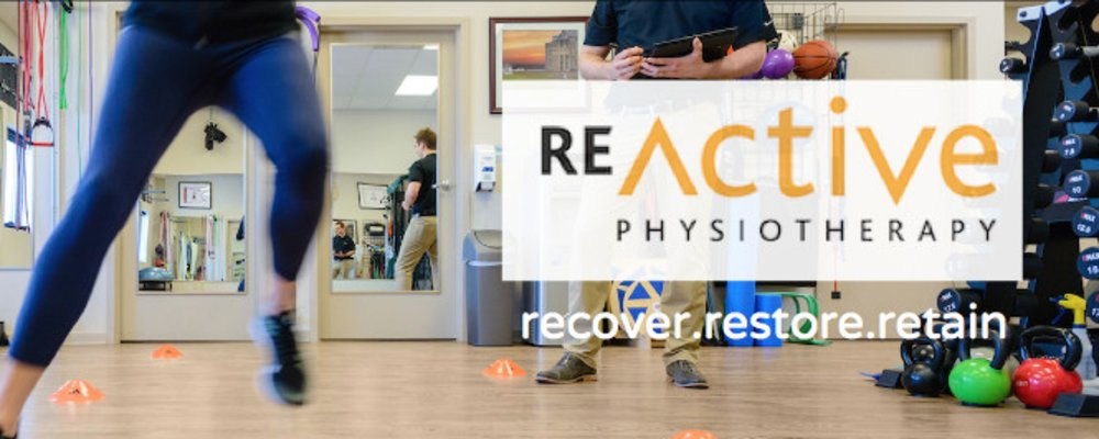 ReActive Physiotherapy Serving the Community of London Ontario