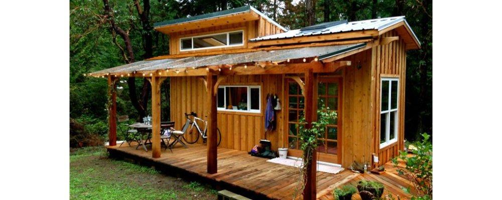 Tiny Homes, Small Homes, Laneway Homes