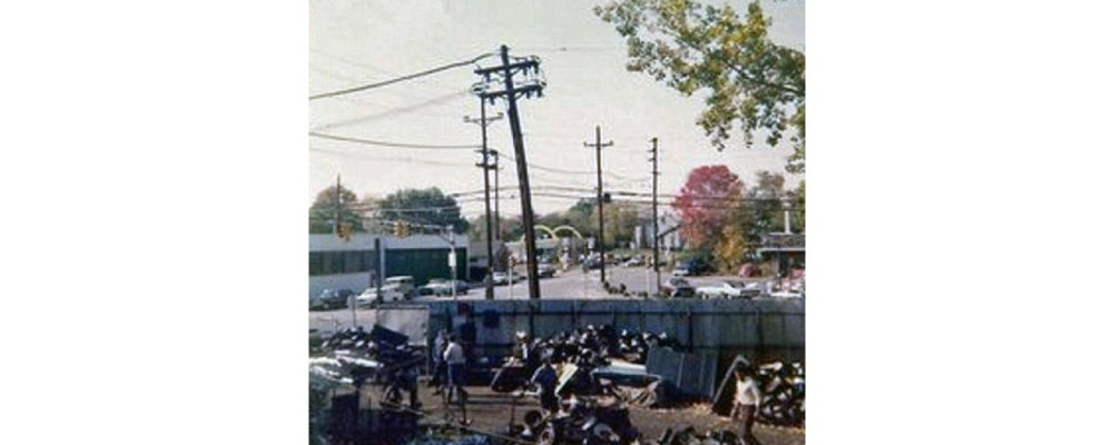 Stories in a Picture from the 1970's: The Junkyard