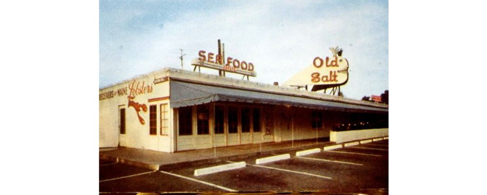 A Seafood Place, Long Gone, Still Recalled