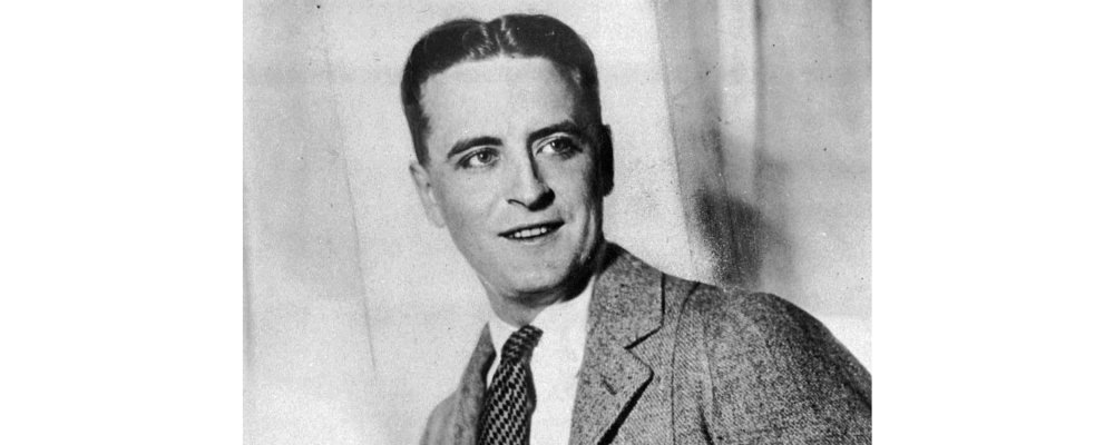F. Scott Fitzgerald in Hackensack