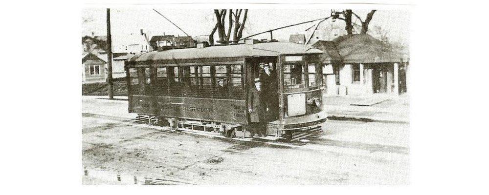 Hackensack as a long-time transit hub - Part 4 - Trolleys