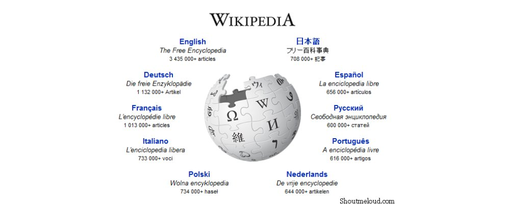Rely On Wikipedia for Marketing Purposes