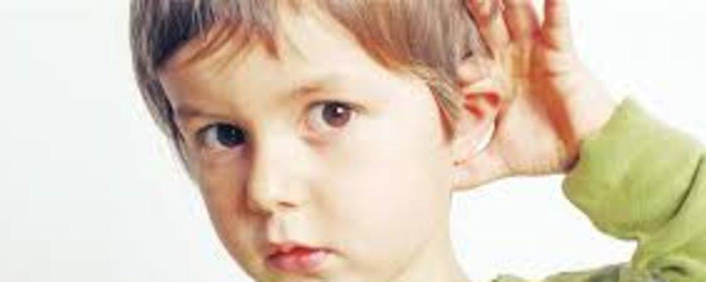 Pediatric Hearing Loss Affects Speech and Language Skills