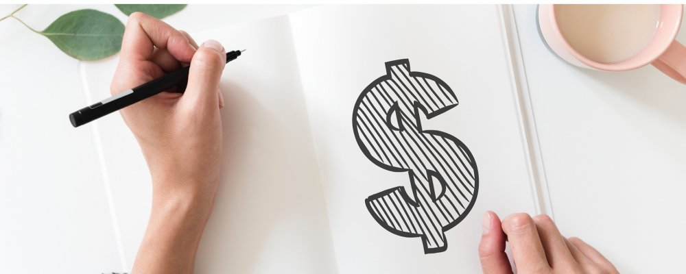 Create a working budget to relieve your money stress