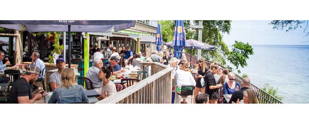 A Place in Burlington we Love – Emma's Back Porch