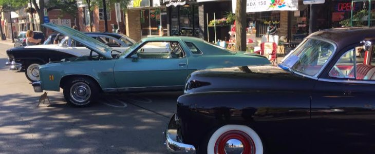 Join Us Next Year At The Downtown Burlington Car Show